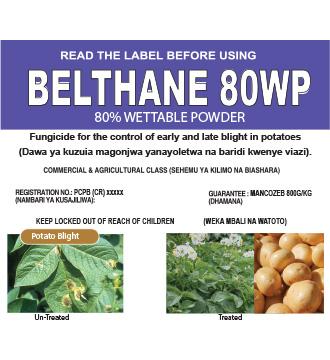 Belthane 80 WP